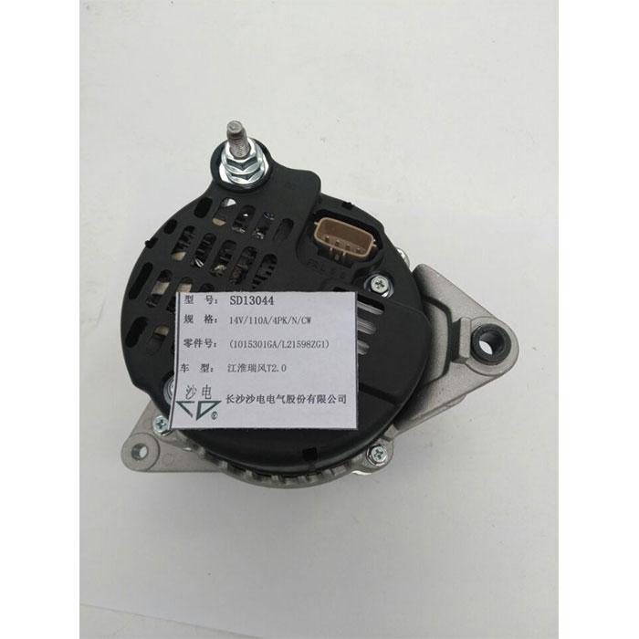 江淮瑞風T2.0發電機1015301GA,L21598ZG1,SD13044