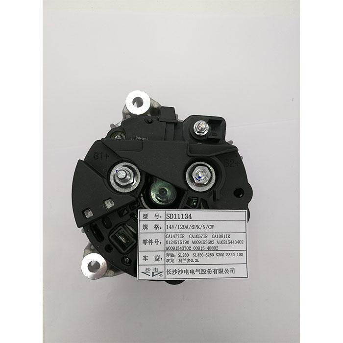 奔驰发电机CA1477IR,0124515190,A0091543602,A0091548802,SD11134