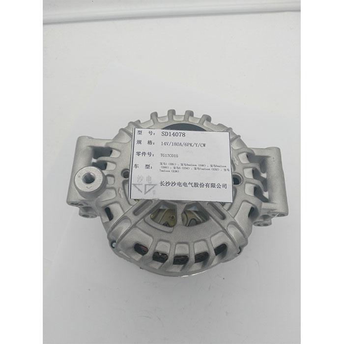 BMW 1 3 5 7 alternator TG17C015 12317525376