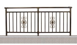 顺义锌钢:锌钢阳台护栏打造心中的小花园