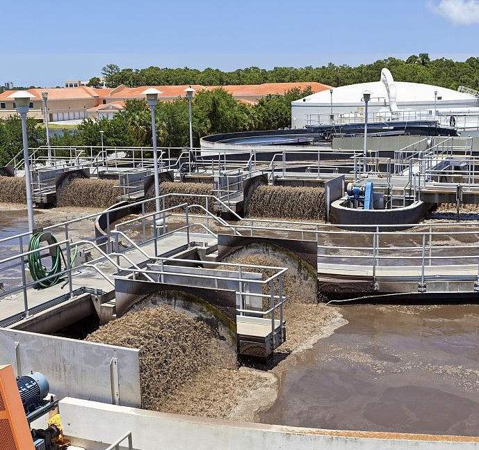 湘易康污水厂项目