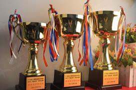 第13届中国婚礼职业技能大赛荣获1金1银1铜