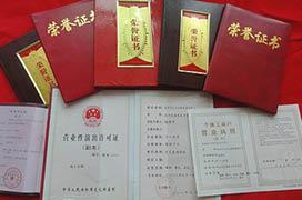 荣获湖南省美妆行业十大影响力单位