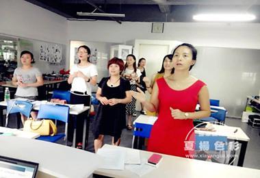 夏杨色彩8月口才班开班在即!