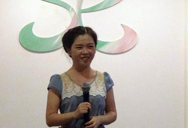 夏杨色彩形体礼仪课第一期课程风采