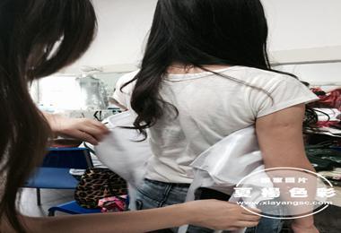 夏杨化妆学校学习第22天实况记录