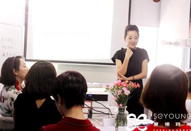 首期王娟娟特级形象顾问课程圆满结束