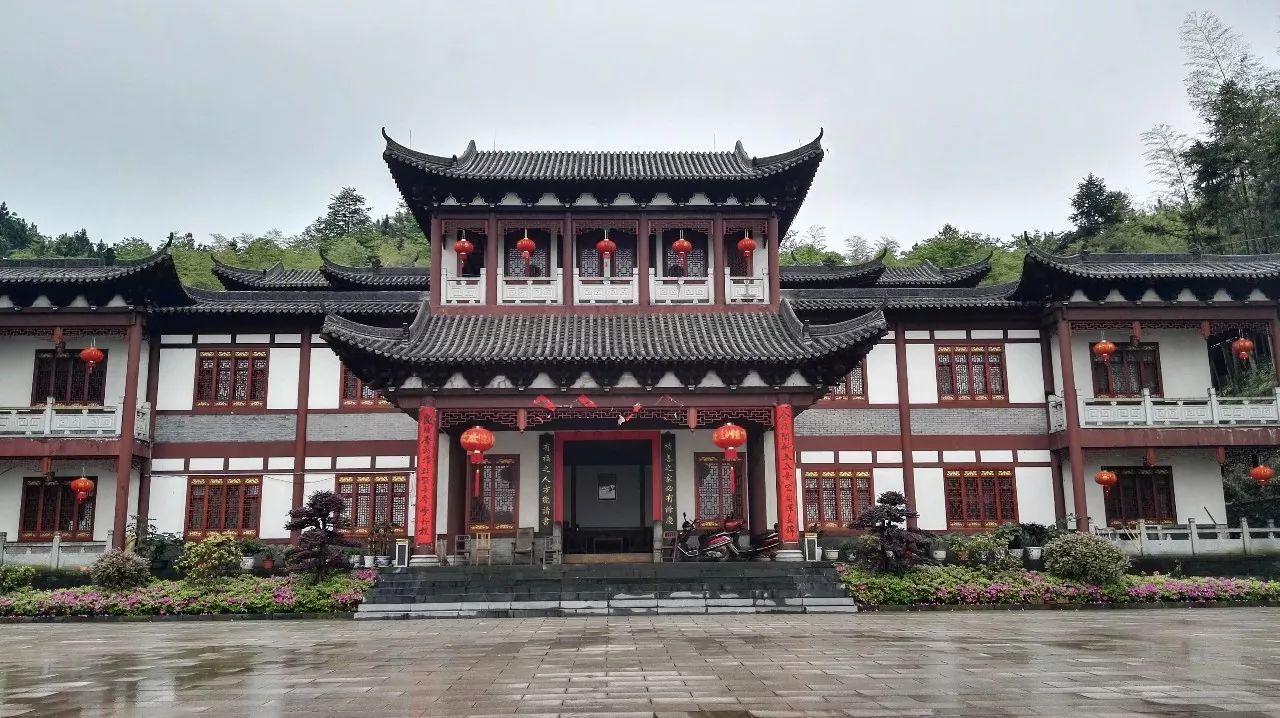 长沙狼牙郴州水龙山庄拓展基地