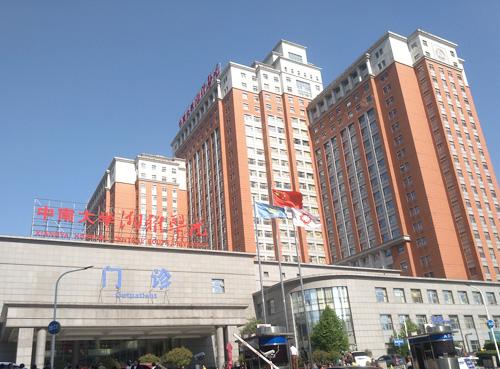 湘雅附一醫院-老院區改造