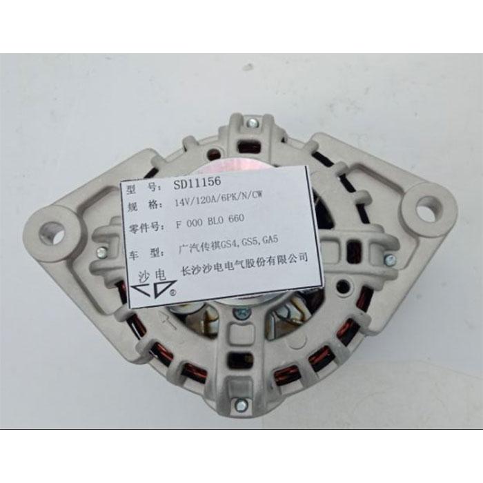 广汽传祺GS4 GS5 GA5发电机F000BL0660,SD11156
