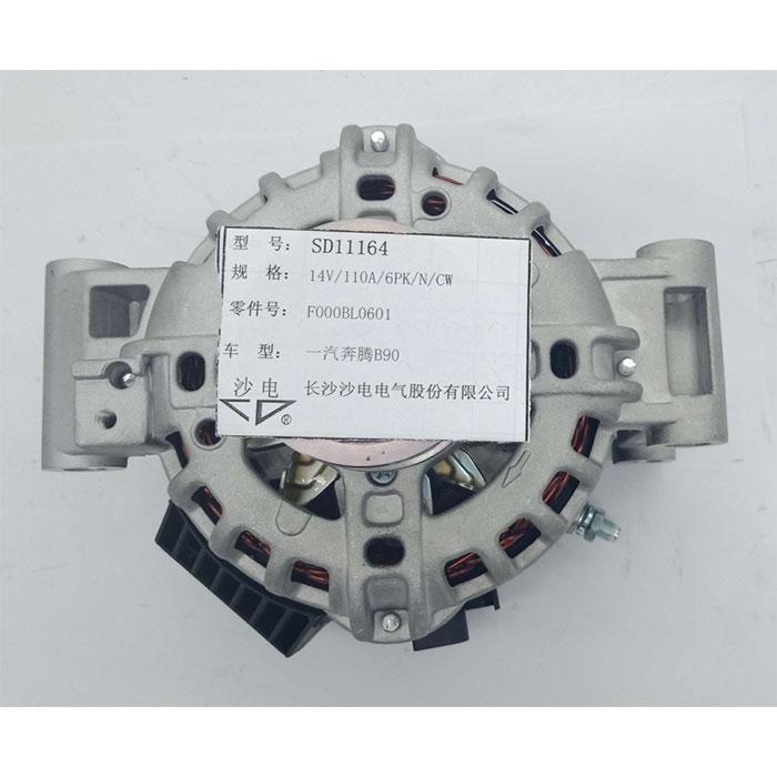 一汽奔腾B90发电机F000BL0061,SD11164