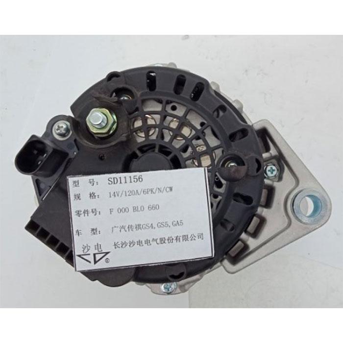 Trumpchi alternator F000BL0660 SD11156