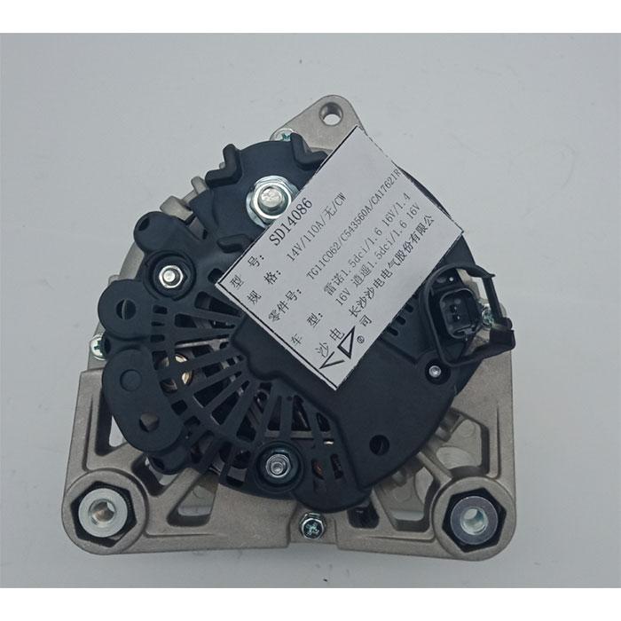 雷诺发电机TG11C062,8200100907,LRA02174,437434,SD14086
