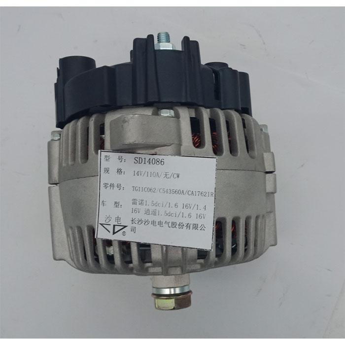 玛驰1.5 DCi发电机2310000QBA,0986080140,CA1762IR
