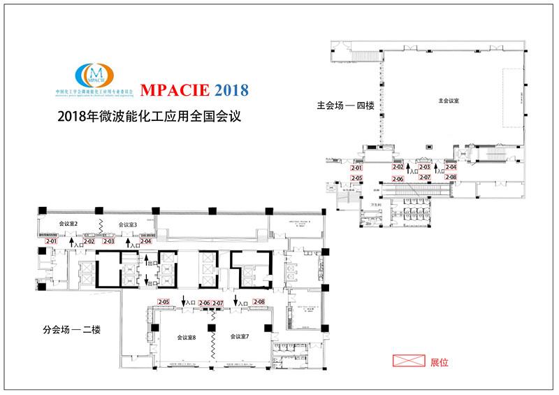 2018微波能化工应用全国会议