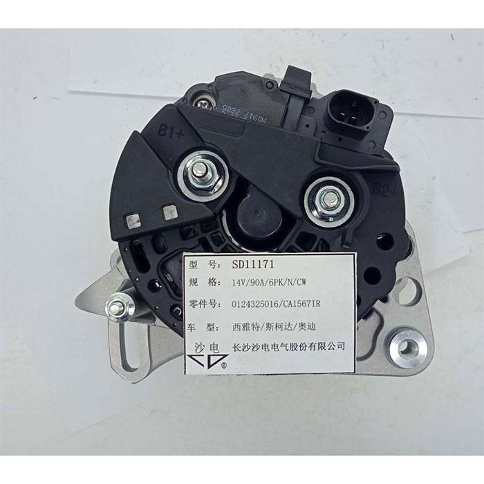 Audi alternator SG9B019 0124325016 0986044390