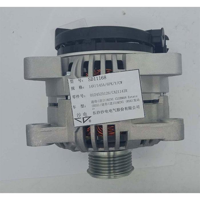 Mini alternator CA2114IR 0124525126 12317794970