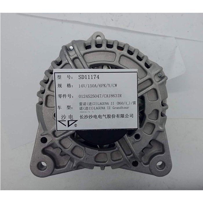 雷诺发电机0124525047,8200229907,CA1863IR,SD11174