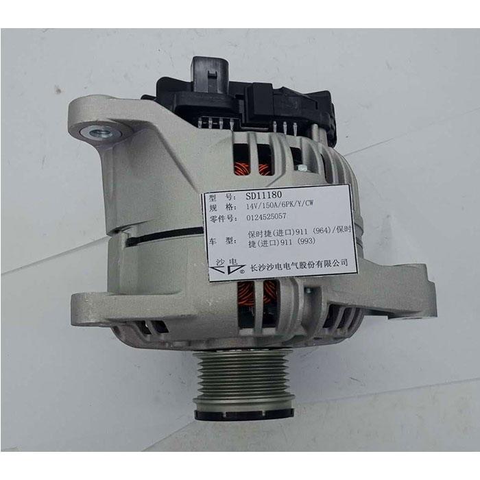 Porsche alternator lra3081 99760301203 0124525057