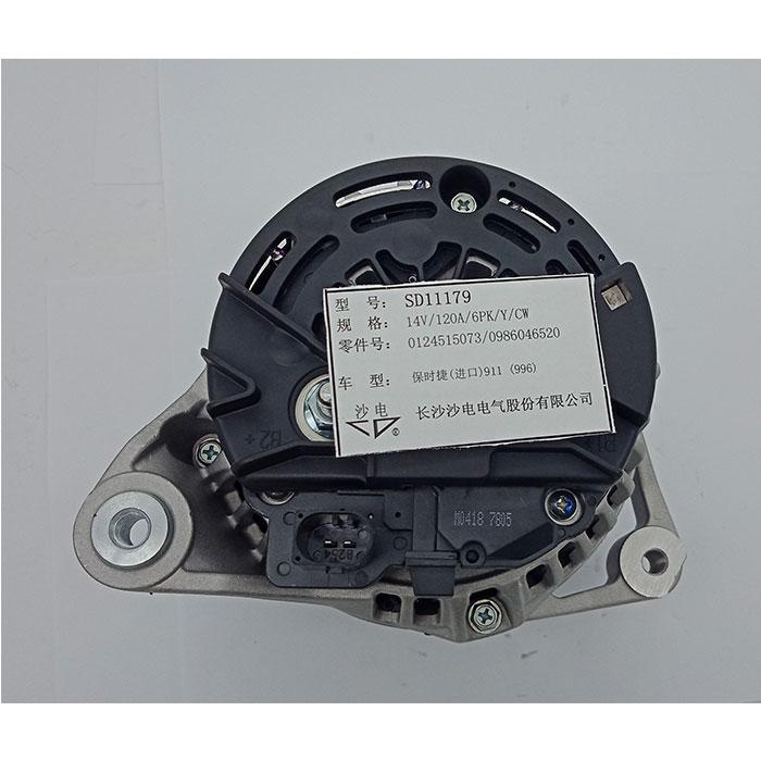 Porsche alternator lra02859 99660301202 0124515072
