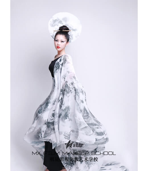 湖南明星化妆学校