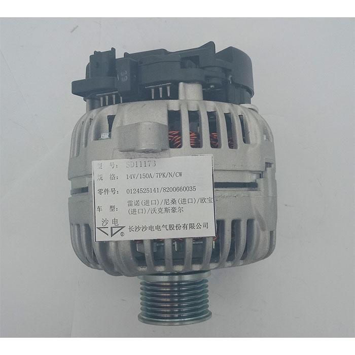拉古納 2.0 16V發電機0124525084,0124525141,8200404300,SD11173