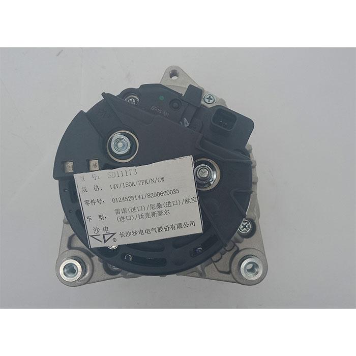 拉古纳 2.0 16V发电机0124525084,0124525141,8200404300,SD11173