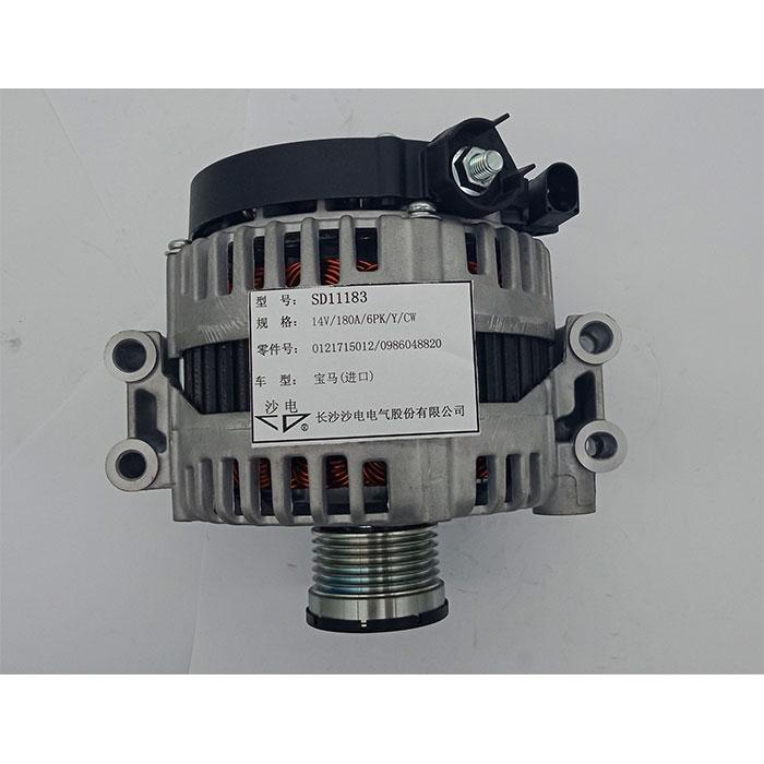 BMW alternator LRA02970 12317551256 0121715012