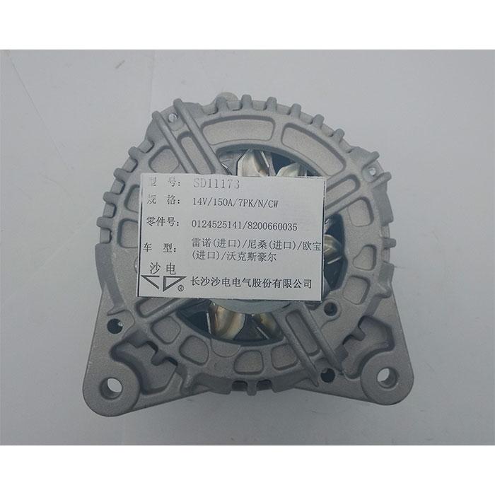 Renault alternator lra02872 0124525084 8200404300