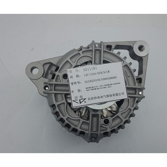 Porsche alternator lra03154 0124525106 99760302200