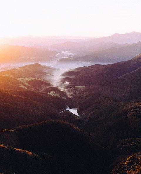 中国凉都梅花山