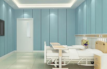 医院室内装修-医院病房门材料如何选?
