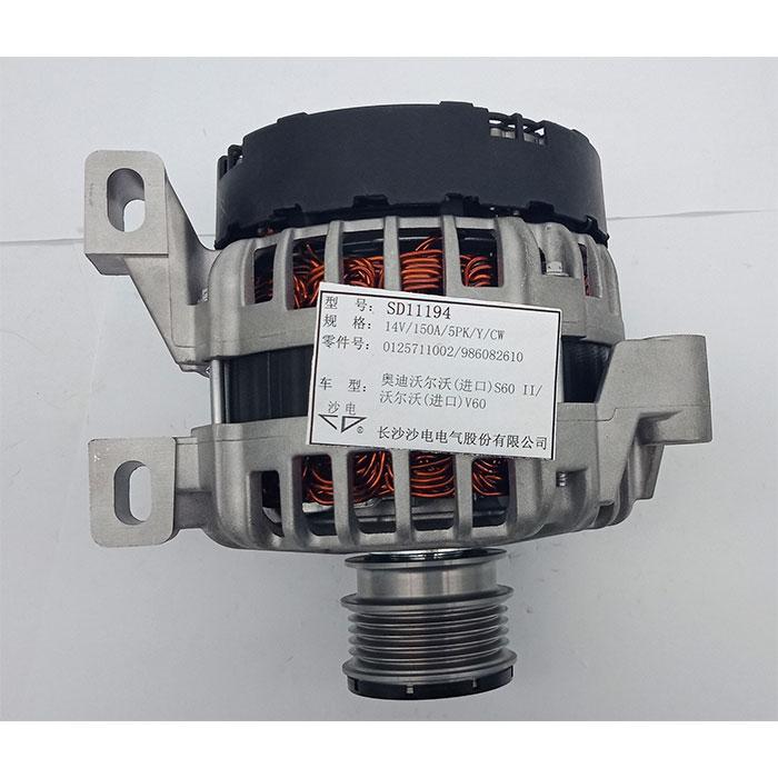 沃爾沃S60 V60發電機價格31285627,36001105,0125711002,0125711047,SD11194