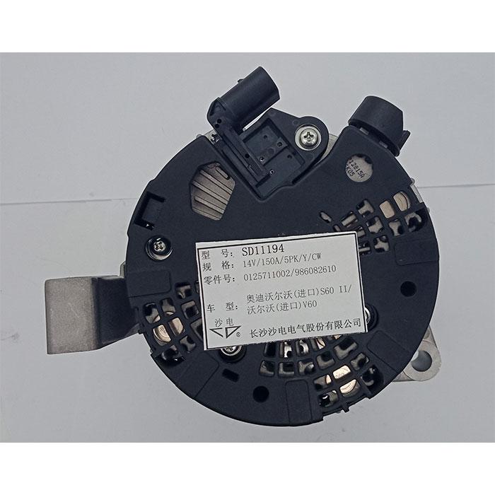 沃尔沃S60 V60发电机价格31285627,36001105,0125711002,0125711047,SD11194