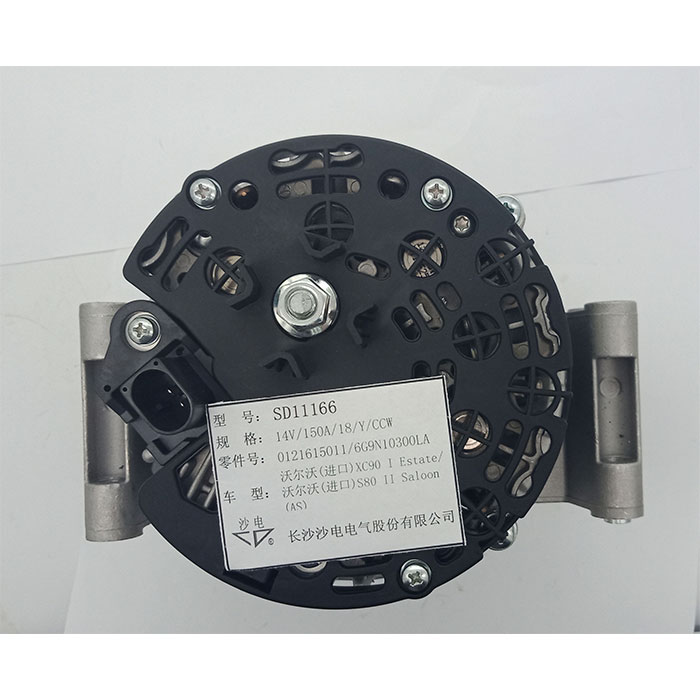 Volvo alternator 36000210 0121615011 6G9N10300LA
