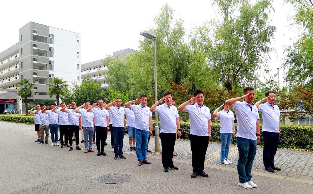 南京森林警察学院毕业十周年同学聚会
