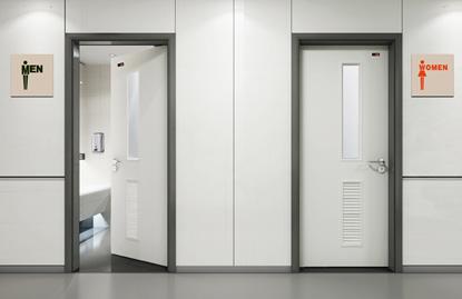 医院室内装修-医院卫生间门材料如何选?