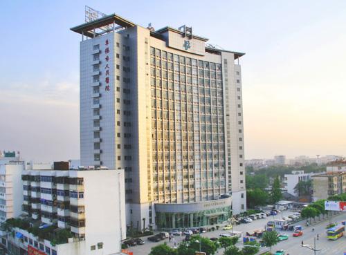 阜阳市人民医院北区改造项目