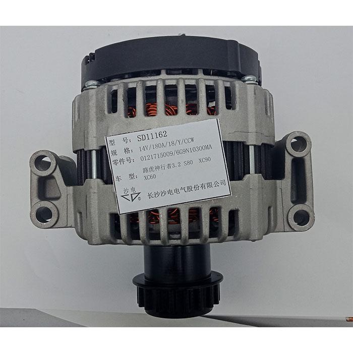 路虎神行者3.2发电机6G9N10300MA,0121715009,SD11162