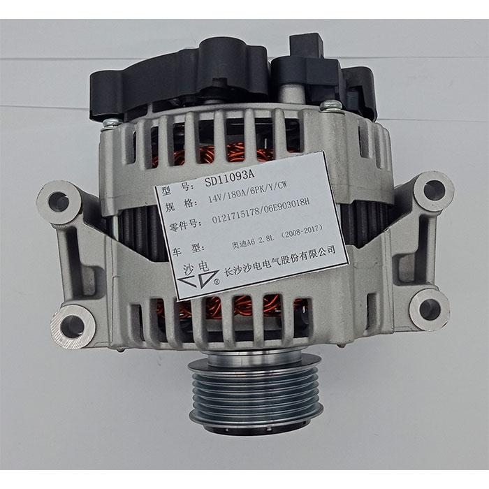 路虎神行者3.2發電機6G9N10300MA,0121715009,SD11162