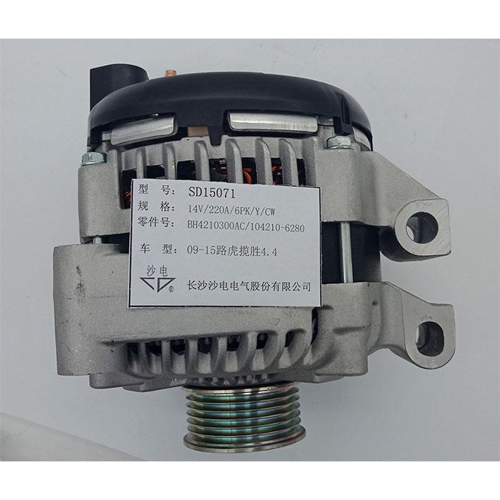 路虎揽胜4.4发电机价格BH4210300AC,1042106280,SD15071
