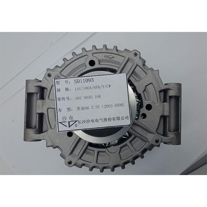 05-08款奥迪A6 2.0T发电机06E903016K,SD11093