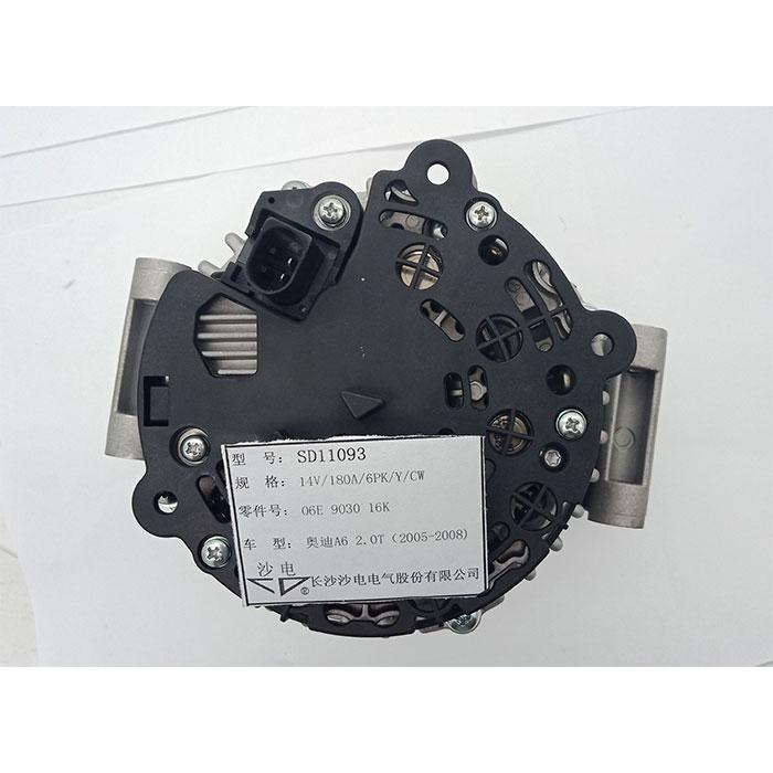 05-08款奧迪A6 2.0T發電機06E903016K,SD11093