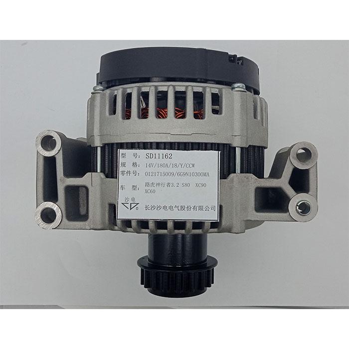 Land Rover alternator 0121715009 6G9N10300MA