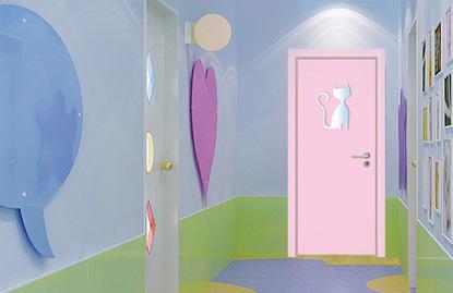 """健康安全的幼儿空间由我""""门""""守护"""