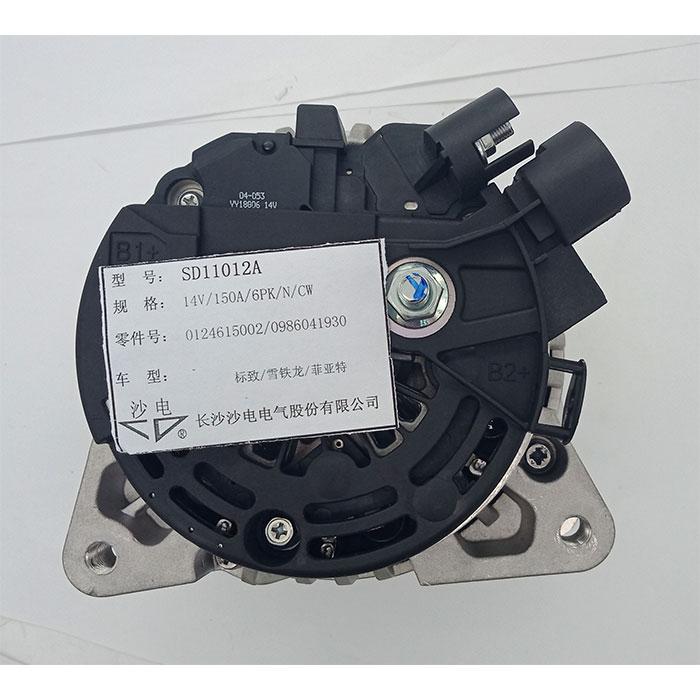 标志雪铁龙菲亚特发电机LRB00451,DRB1930,SG15S016,A14VI27