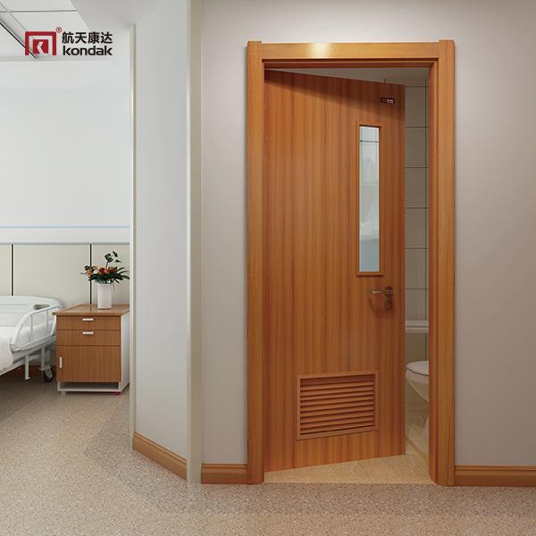 医院卫生间门,航天康达树脂门,树脂门