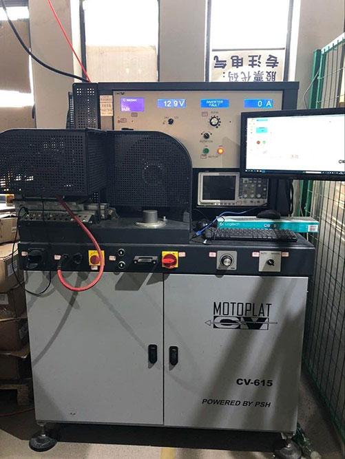 汽车发电机性能实验台