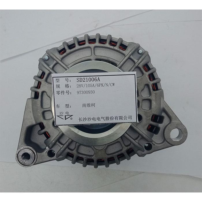 Iveco alternator 97300930 SD21006A
