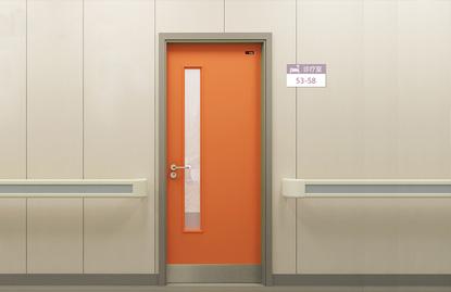 医院专用门的颜色如何选择?